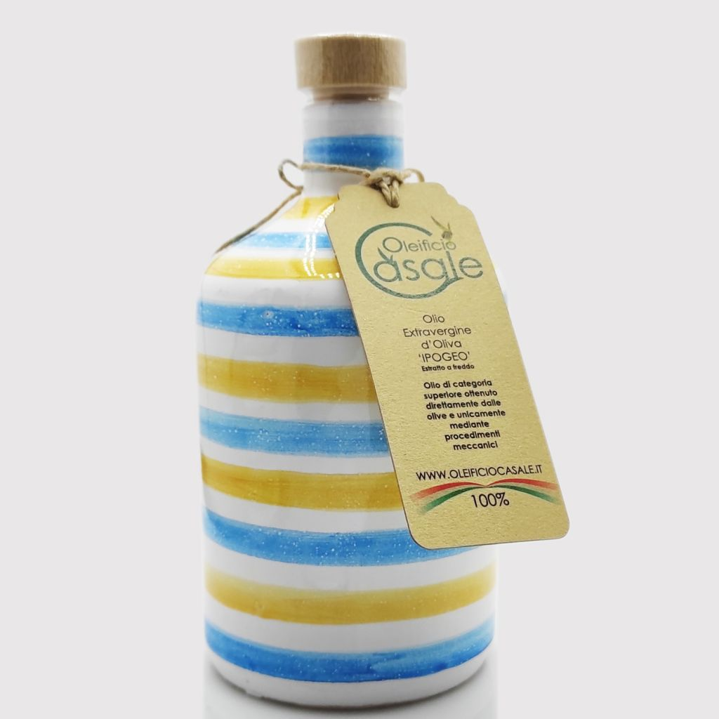 Orcetto  Fasce  azzurre/gialle 250 ml