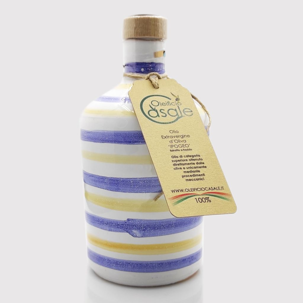 Orcetto Fasce gialle/ viola 250 ml
